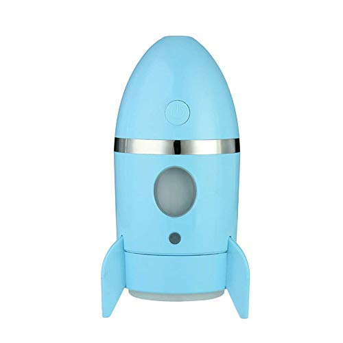 PULLEY Luftbefeuchter, [BPA-frei], Mute und Kleiner Luftbefeuchter für Schlafzimmer Nachttisch, platzsparend, kein Filter