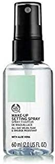 The Body Shop Make-up Setting Spray with Aloe Vera 60ml