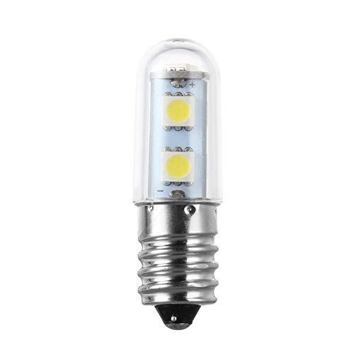 #N/V Mini E14 1W 7 LED 5050 SMD Natura/Luz Blanca Cálida para Máquina de Coser Lámpara Frigorifico 110V / 220V LED Bombilla