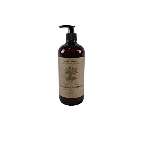 RAW ROOTs Hydrating Shampoo für Dreadlocks 500 ml - Sulfat freies shampoo für normales bis trockenes Haar mit pflanzlichen Extrakten.