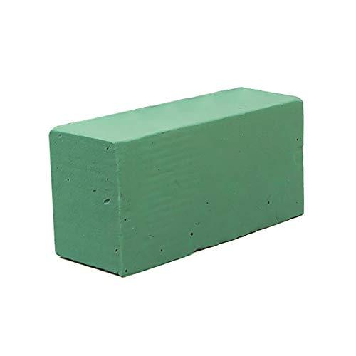 feiledi Trade Ideal Foam Bricks Oasis Floral Foam für frische Blumendisplays und Arrangements, Floral Foam Brick Florist-Blöcke trockene Blumenhochzeits-Blumenstrauß-Halter-Fertigkeit