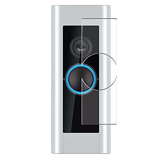 Vaxson 4 Stück Schutzfolie, kompatibel mit Ring Video Doorbell Pro 2, Displayschutzfolie TPU Folie [ nicht Panzerglas ]