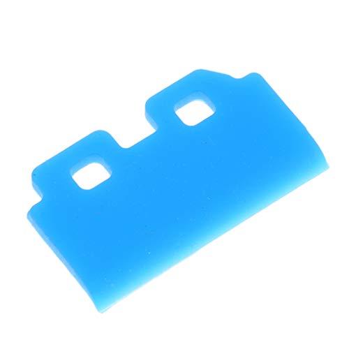 prasku Solvent Blue Wiper Rubber Wiper for Inkjet Mimaki Mutoh JV33 JV5 Espon