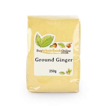 Buy Super-cheap Whole Foods Ground Regular dealer Ginger 250g