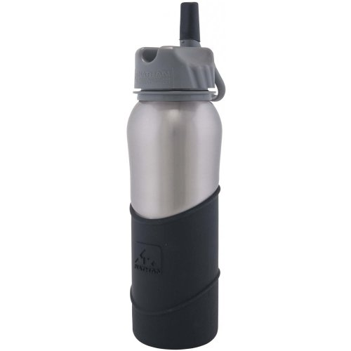 Nathan Silicone Sleeve Steel Bottle (750ml)
