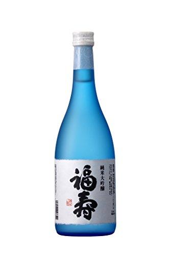 神戸酒心館『福寿純米大吟醸』