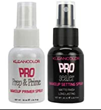 Kleancolor Pro Sealer and Prep and Prime Set