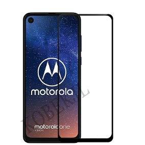 Película De Vidro Full 3D 5D Motorola Moto One Vision Xt1970