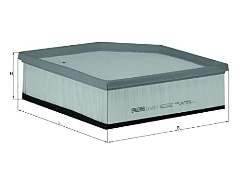 MAHLE Original LX 1607/1 Air Filter