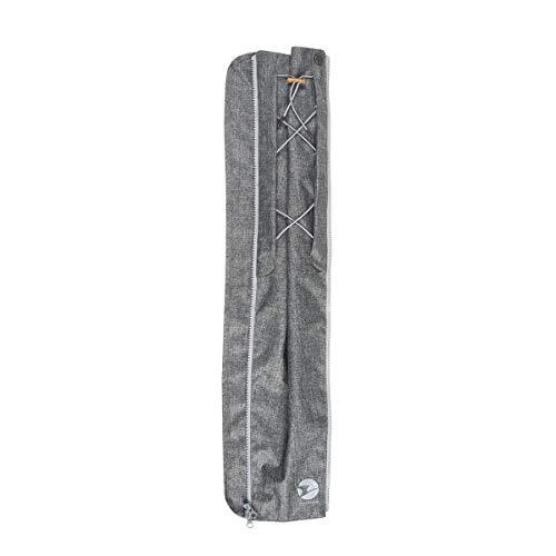Finside W Asta Extension Grau, Damen Regenjacke, Größe 40-44 - Farbe Storm