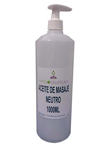 Aceite de Masaje Neutro 1000 ml.Valvula Dosificadora GRATIS