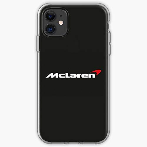 1 Mclaren Racing Cars Power Formula F1 Driving Speed Cubierta de la Caja del teléfono de diseño único Snap/Glass para iPhone, Samsung, Huawei - TPU a Prueba de Golpes Interior Protector