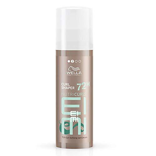 Wella EIMI NutriCurls SHAPER - Crema de Peinado en Gel para Pelo Rizado - 150ml