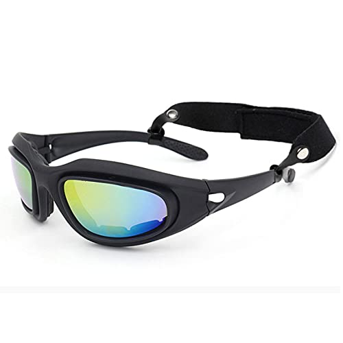 CHQY Gafas de sol polarizadas para hombre, para bicicleta, golf, béisbol, playa