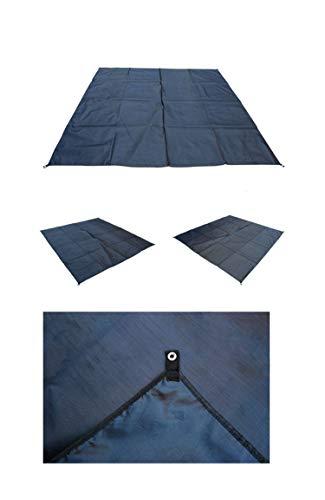 Sandfree Beach Blanket Waterproof Compact Blanket-Best Sand Proof Picnic Mat Travel,Camping,Hiking Music Festivals (Black,210300cm)