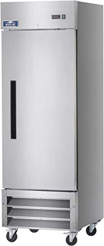 Arctic Air AR23 Refrigerator One Section Reach in Commercial 23 cu ft Stainless Steel product image