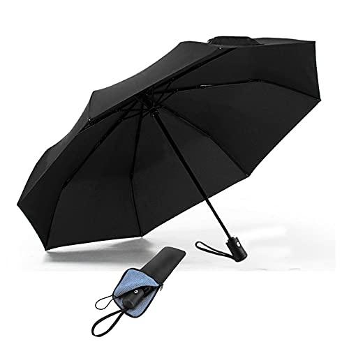 【2021年強化版 超軽量 226g】 おりたたみ傘 メンズ 8本骨 自動開閉 konciwa 折り畳み傘 おりたたみ メンズ レディース 折りたたみ傘 ワンタッ 撥水速乾 耐強風 男女兼用 携帯しやすい 超吸水傘カバー付き