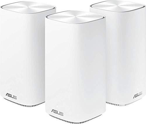 ASUS ZenWiFi AC Mini (CD6) AC1500 WiFi Access-Point Network Kit 5GHz, 2.4GHz