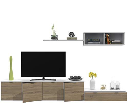 Dormidán- SL12, Mueble de Comedor, Conjunto de Salon, módulo bajo, modulo Colgante...