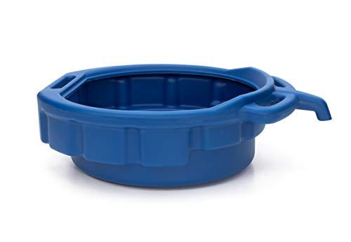 slidefix Ölwanne Ölbehälter Ölwechselbehälter Ölauffangwanne Ölauffangbehälter 15L (blau)