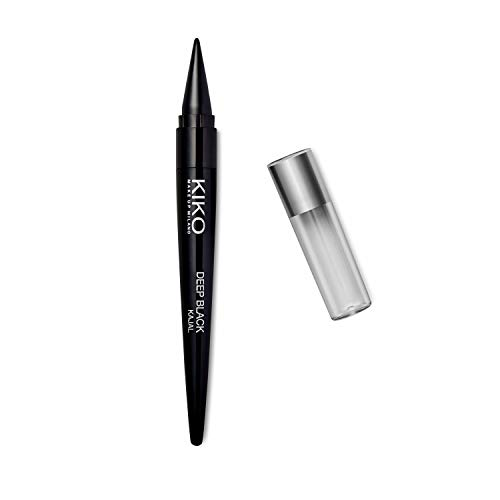 KIKO Milano Deep Black Kajal, 1,5 gm