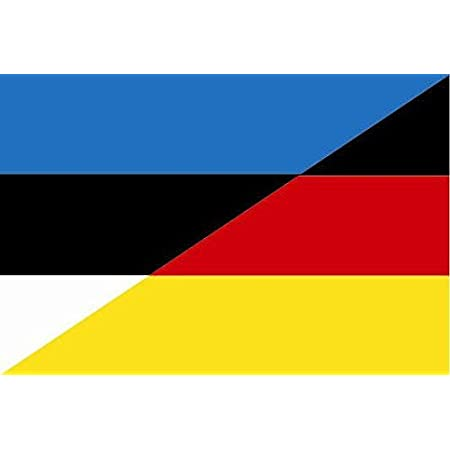 U24 Aufkleber Israel Deutschland Flagge Fahne 8 X 5 Cm Autoaufkleber Sticker Auto