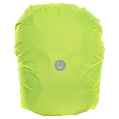 AGU Performance Regenhoes Fietstas - Raincover voor achtertassen - Maat L - Neon geel