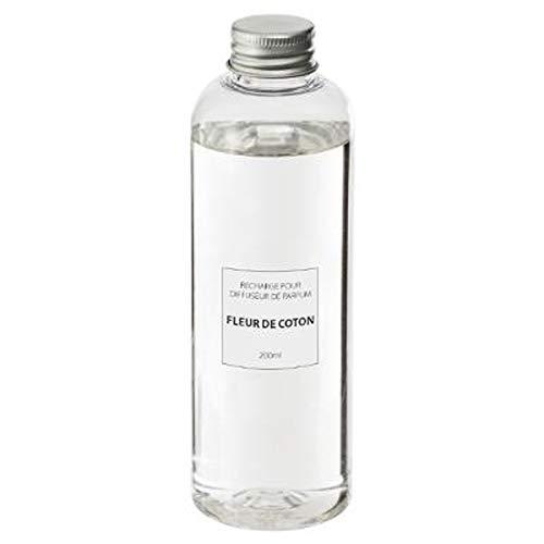 Atmosphera Créateur d'intérieur - Recharge de Diffuseur de Parfum Zoé 200ml Fleur de Coton