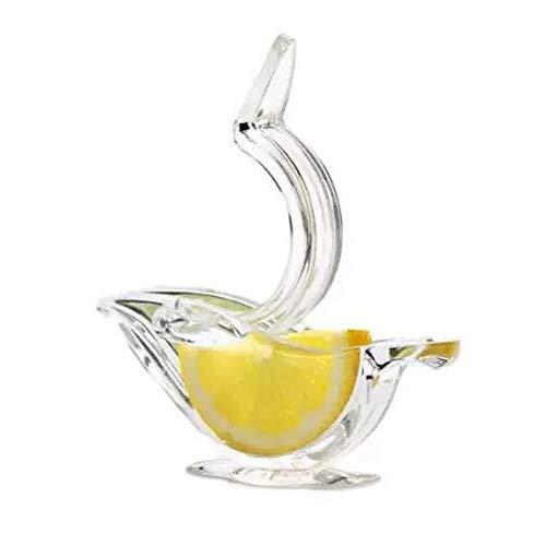 DDZHE Zitronenscheibenpresse Zitronensaft auspressen, ohne Saft auf die Hände zu bekommen
