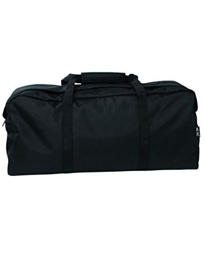 Mil-Tec Große Einsatztasche aus 600D Polyester 17 Liter (Schwarz)