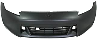 Partomotive For 09-12 370Z w/Sport Package Front Bumper Cover Assembly Primed (Except Nismo)
