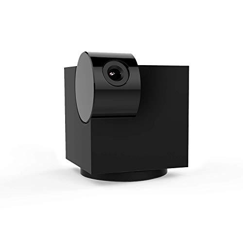 Laxihub - Cámara IP WiFi Interior motorizada P1, visión Nocturna 10 m, detección Inteligente, Compatible con Amazon Alexa/Google Assistant