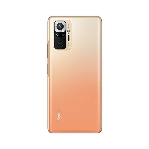 Redmi Note 10 Pro Max (Vintage Bronze, 6GB RAM, 128GB Storage) -108MP Quad Camera   120Hz Super Amoled Display 3