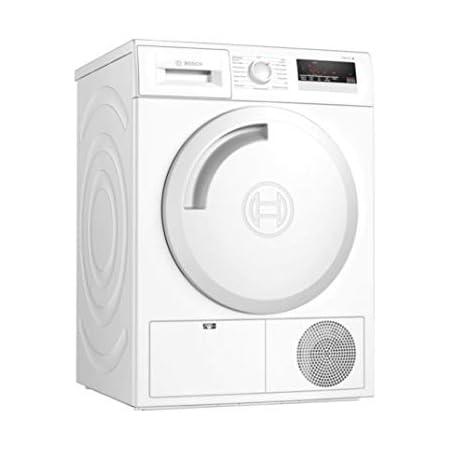 Sèche linge Condensation Bosch WTN83207FF - Condensation - Chargement Frontal - Indicateur temps restant - 65 décibels