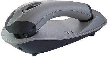 Bluetooth Barcode-Scanner AS-8020C, Lade/Sendestation USB, Funkreichweite bis 100m - auch 100% MAC kompatibel
