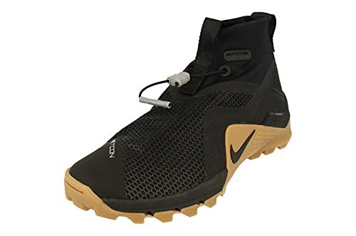 Nike Metcon X Sf Hombres Running Trainers Bq3123 Zapatillas Zapatillas, negro (Negro/Partícula Negra-Gris Goma Med café), 41 EU