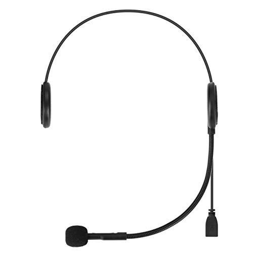 LTC L1M Drahtlose Hände frei Bluetooth 4.0 Motorradhelm Headset, 10 Sekunden Anrufe automatisch beantworten, Sprachbefehl Helm Kopfhörer für Motorrad, Schneemobil und Skifahren (L1M)