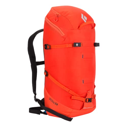 Black Diamond Speed Zip 24, Backpack Unisex – Adulto, Octane, all