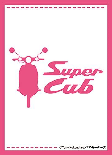 きゃらスリーブコレクション マットシリーズ スーパーカブ 「ロゴ」(No.MT1130)