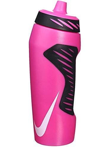 Nike Sport Trinkflasche, Unisex, Sport Einheitsgröße pink/schwarz
