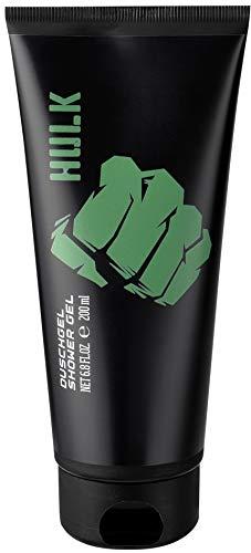 Hulk Duschgel im coolen Design für Jungen, 1er Pack, 200ml