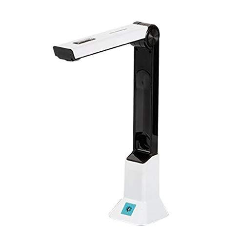TISHITA 8MP USB Docuent OCR Cámara de detección de formato A4 Escáner de vídeo