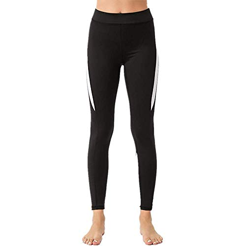 Gamlifing Womens Active Yoga Pants Leggings Seamless Quality Cotton Petite Sweat Pants Tights Trousers Joggers for Running Workout High Waisted Tummy Control Patchwork Butt LIF Push Up Sweatpants