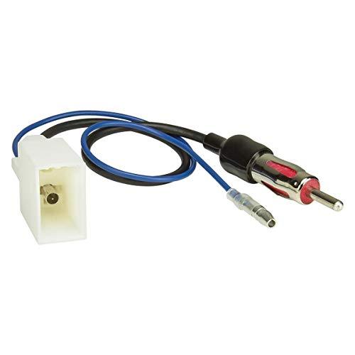 tomzz Audio 1555-001 Antennenadapter kompatibel mit Toyota ab 2009 Subaru ab 2012 auf DIN