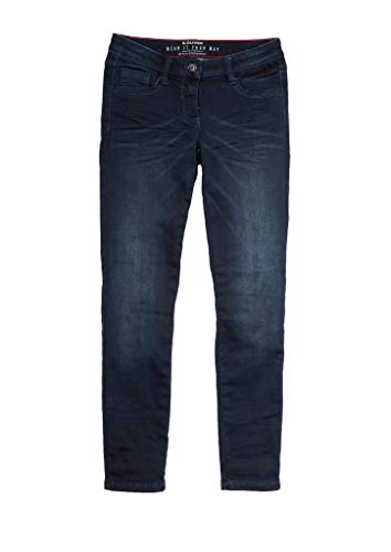 s.Oliver Mädchen 66.810.71 Jeans, Dark Blue Denim Stretch 59z2, 176 Big