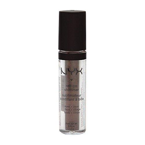 NYX Roll-on Eye Shimmer .05oz (RES13 Chesnut)