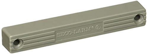 Seco-Larm SM-216Q/GY Wide Gap Magnetic Contact, Gray