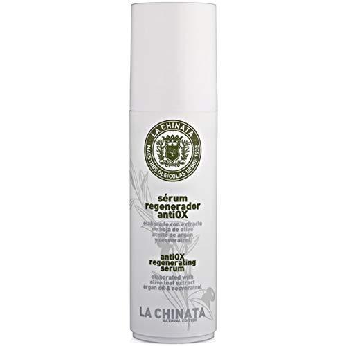 Sérum Regenerador Antiox con Aceite de Oliva Virgen Extra - LA CHINATA - 30 ml