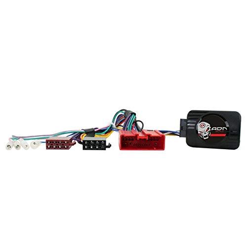 Interface Commande au volant MZ6J compatible avec Mazda 3 5 6 09-13 Sans ampli JVC