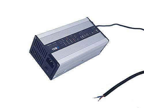 Akozon Scheda di Protezione 13 Series Batteria BMS Li-Polymer Li-Ion per Batterie 48V 54,6V
